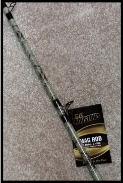 Telescopic Musky Rod