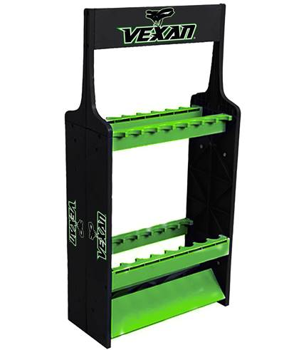 Vexan Fishing Bass Rod Rack