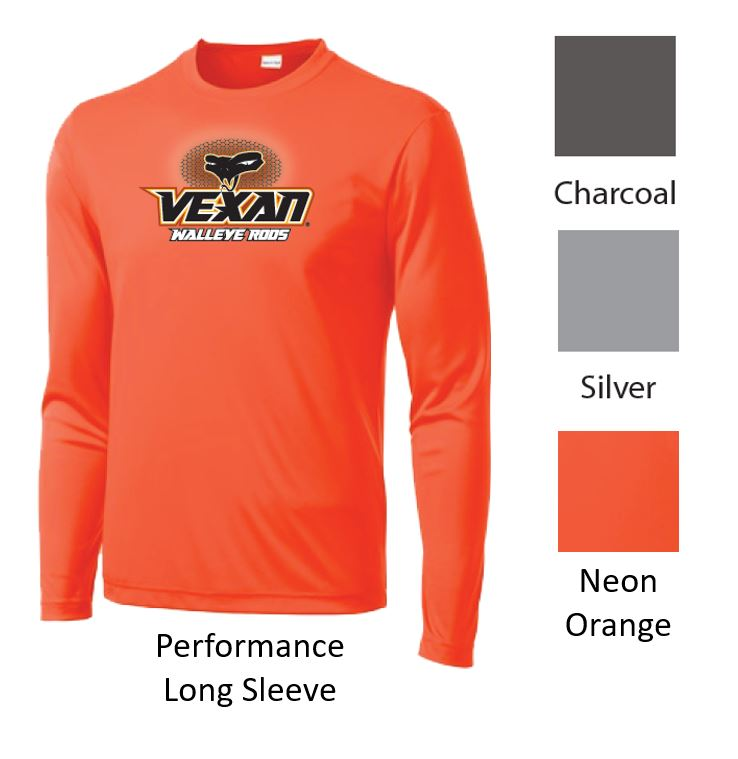 Vexan Walleye Fishing Clothing Tackle Industries